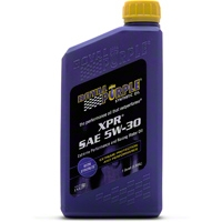 Royal Purple XPR Race 5w30 Motor Oil - Royal Purple 1021
