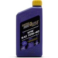 Royal Purple XPR Race 10w40 Motor Oil - Royal Purple 1041