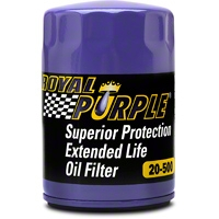 Royal Purple Extended Life Oil Filter (11-14 GT, V6, Boss) - Royal Purple 20-500