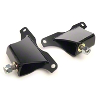 Maximum Motorsports Solid Motor Mounts (79-95 5.0L) - Maximum Motorsports MMSMM-1