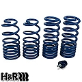 H&R Super Sport Springs - Coupe (96-04 GT, V6, Mach 1; 93-98 Cobra) - H&R 51652-77