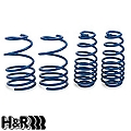 H&R Super Sport Springs - Coupe & Convertible (05-09 GT, V6) - H&R 51655.77