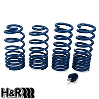 H&R Super Sport Springs - Convertible (94-04 All; Excluding 99-04 Cobra) - H&R 51658.77