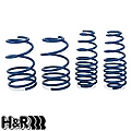 H&R Super Sport Springs - Coupe & Convertible (10 GT, V6) - H&R 51657-77