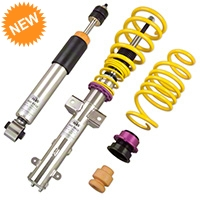 KW Suspension V3 Coilover Kit (07-14 GT500) - KW Suspension 35230055