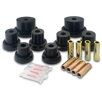 Prothane Rear Control Arm Bushings - Oval (79-98 All) - Prothane 6-302-BL