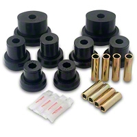 Prothane Rear Control Arm Bushings - Oval (99-04 All, Excludes IRS) - Prothane 6-306-BL