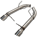 Magnaflow Competition Axle-back Exhaust (11-12 GT, 11-12 GT500) - Magnaflow 15594