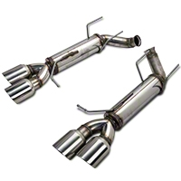 Magnaflow Competition Quad Tip Axle-back Exhaust (11-12 V6) - Magnaflow 15076