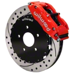Wilwood Superlite Front Brake Kit (05-14 All) - Wilwood 140-9109-DR