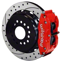 Wilwood Superlite Rear Brake Kit (05-14 All) - Wilwood 140-9221-DR