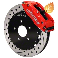 Wilwood Superlite Front Brake Kit (94-04 All) - Wilwood 140-9107-DR