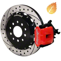 Wilwood Rear Brake Kit (94-04 GT, V6) - Wilwood 140-10158-DR