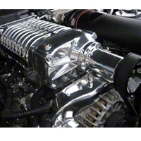 Whipple Intercooled Supercharger Kit - Polished (05-10 GT Manual) - Whipple WK-200762P