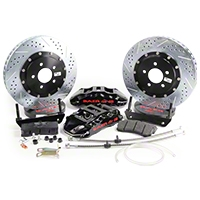 Baer Extreme Plus Front Brake Kit - Black (05-14 All) - Baer 4261064B