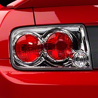 Clear Altezza Tail Lights (05-09 All)