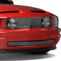 Chrome GT Style Grille w/ Angel Eye Fog Lights (05-09 V6)