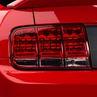 Red LED Tail Lights (05-09 All) - AM Lights 03-FM2005TLED