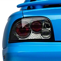 Smoked Altezza Tail Lights (94-95 All) - AM Lights ALT-YD-FM94-SM