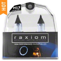 Raxiom Elite Light Bulbs - H13 (05-14 Headlights) - Raxiom H13