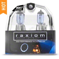 Raxiom Elite Light Bulbs - 9007 (87-04 Headlights) - Raxiom 49151