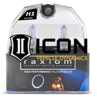 Raxiom Elite Light Bulbs - H1 (99-09 Headlights) - Raxiom H1