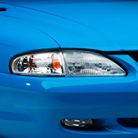 Chrome Side Markers (94-98 All) - AM Lights FR297-UUWA2