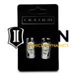 Raxiom License Plate Light LED Conversion Kit (87-93 All) - Raxiom 49197