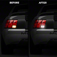 Raxiom Reverse Light LED Conversion Kit (94-04 All) - Raxiom 49213