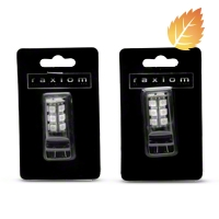 Raxiom LED Turn Signal Conversion Kit w/ Resistors - Amber (87-93 All) - Raxiom 49217