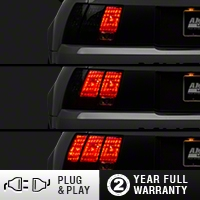 Raxiom LED Sequential Tail Light Kit - Plug-and-Play (96-04 All; Excludes 99-01 Cobra) - Raxiom 49222
