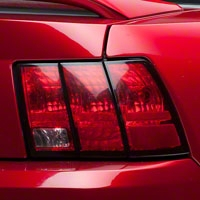 Stock Replacement Tail Lights - Pair (99-04 V6, GT, Bullitt, Mach 1 & 03-04 Cobra; Excludes 99-01 Cobra) - AM Lights 331-1958L-US||331-1958R-US||KIT
