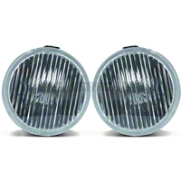 Replacement Fog Lights - Pair (87-93 GT) - AM Lights 331-2002N-AS||KIT
