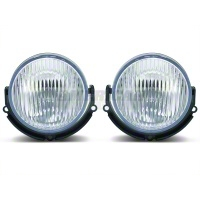Replacement Fog Lights - Pair (99-01 Cobra) - AM Lights KIT||330-2022N-AS