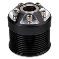 Metco Motorsports Supercharger Pulley - 2.60 in. (07-12 GT500) - Metco Motorsports MSP-2.60