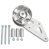 Metco Motorsports Auxiliary Idler Pulley Kit - Double Bearing (07-14 GT500) - Metco Motorsports MSI-90D