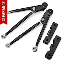 AJE Racing Adjustable A-Arms (05-14 All) - AJE Racing MU-9010