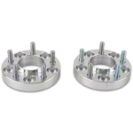 Billet Aluminum Wheel Spacers - 1in - Pair (94-14 All)