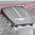 Ford Racing Intake Plenum Cover (05-10 GT) - Ford Racing M-6949-3V