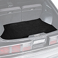 Replacement Hatch Carpet - Black (87-93 All) - AM Floor Mats 3294-801