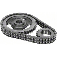 Ford Racing Timing Chain Set - Cast Iron Sprocket (289, 302, 5.0L, 351W) - Ford Racing M-6268-A302