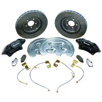 Ford Racing SVT Front Brake Upgrade Kit (05-14 GT, V6) - Ford Racing M-2300-S