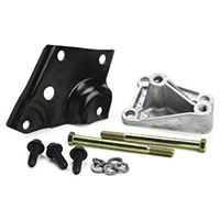 Ford Racing A/C Delete Kit (85-93 5.0L) - Ford Racing M-8511-A50
