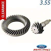 Ford Racing 3.55 Gears (86-14 V8; 11-14 V6) - Ford Racing M-4209-G355A