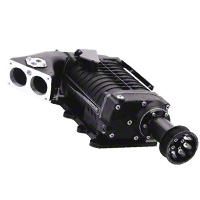 Ford Racing Supercharger Upgrade Kit - Black (03-04 Cobra) - Ford Racing M-6066-CT46