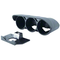 Ford Racing BOSS Gauge Pod (05-14 All) - Ford Racing M-6304GPOD-A