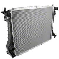 Ford Racing BOSS 302 Radiator (11-14 GT) - Ford Racing M-8005-MBR