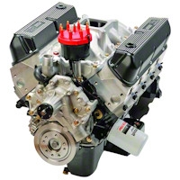 Ford Racing Boss Block 347ci 450HP Rear Sump Crate Engine - Ford Racing M-6007-Z347