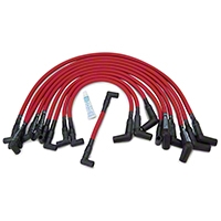 Performance Distributors Livewires 10mm Spark Plug Wires - Red (86-95 5.0L) - Performance Distributors DUI-C9057RD