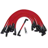 Performance Distributors Livewires 10mm Spark Plug Wires for Equal Length Headers - Red (86-95 5.0L) - Performance Distributors DUI-C9058RD